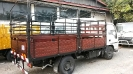2 Tonne Canvas Lorry W**U 12ft